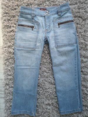 Hellblaue 7/8 Jeans von H&M Gr.34