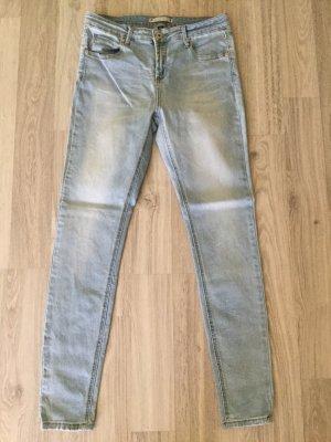 Blind Date Tube jeans lichtblauw-azuur