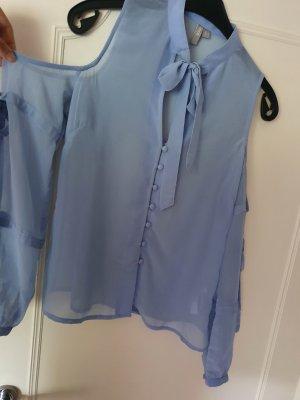Hellblaue Bluse von Asos