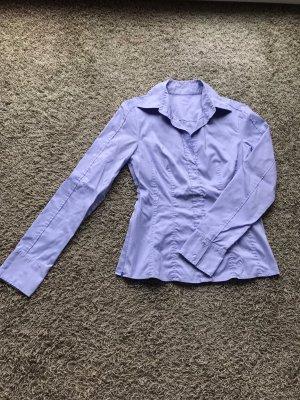 hellblaue Bluse von BOSS