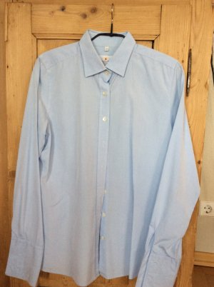 Hellblaue Bluse von Daniels & Korff