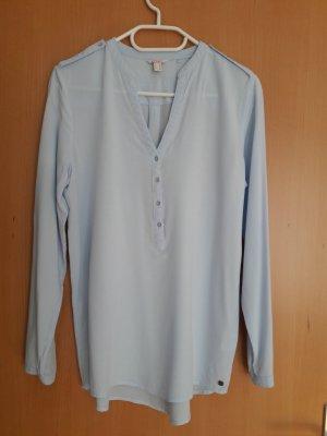 hellblaue Bluse von Esprit