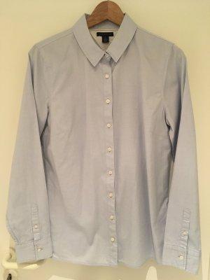 Hellblaue Bluse von Tommy Hilfiger in Größe 40 (US 12)