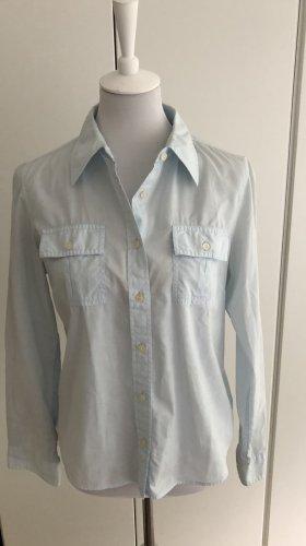 Hellblaue Bluse von Tommy Hilfiger Jeans