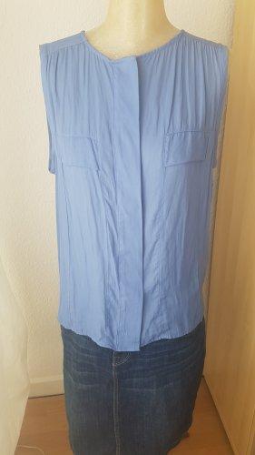 Hellblaue Bluse von Zara