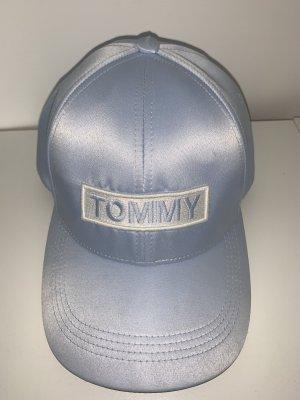 Tommy Jeans Baseballówka biały-jasnoniebieski