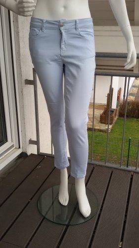 Orsay Jeans a gamba dritta azzurro-celeste
