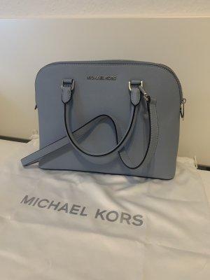 Hellblaue Handtasche von Michael Kors