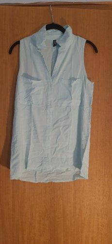 H&M Camicia blusa azzurro