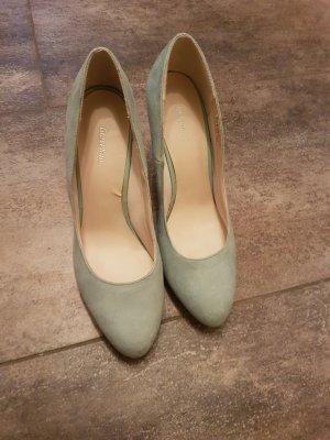 hellblaue high heels von graceland