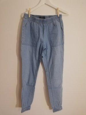 Zero Jersey Pants azure