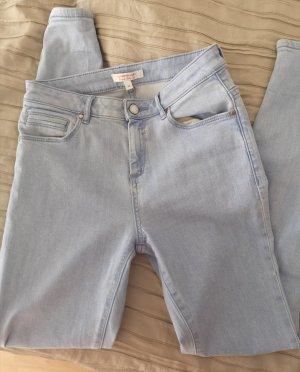 C&A Jeans cigarette bleu azur