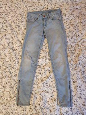 Hellblaue Jeans H&M Größe 26
