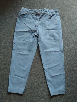 Zerres Carrot Jeans azure cotton