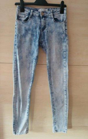 hellblaue Jeans S 36