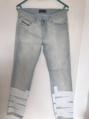 Hellblaue Jeans von Diesel Black Gold