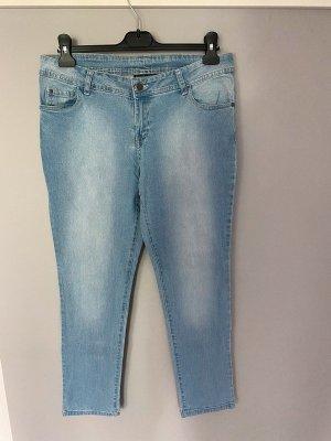 Hellblaue Jeans von Esmara, Gr. 42