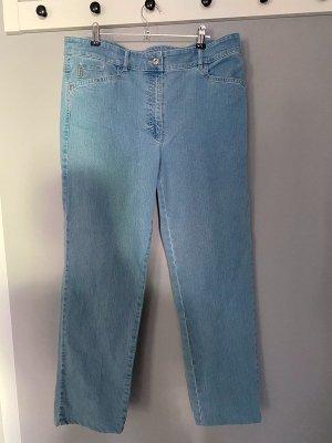 Hellblaue Jeans von Zerres, Gr. 42 kurz