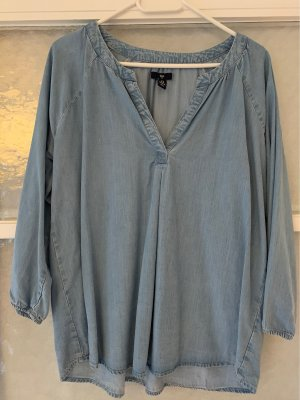Gap Jeans blouse azuur