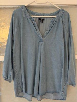 Gap Bluzka jeansowa błękitny
