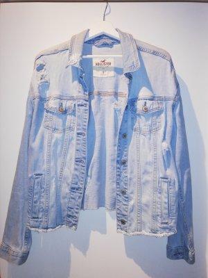 Hollister Between-Seasons Jacket azure
