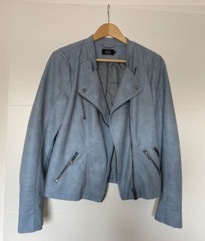 Only Biker Jacket cornflower blue