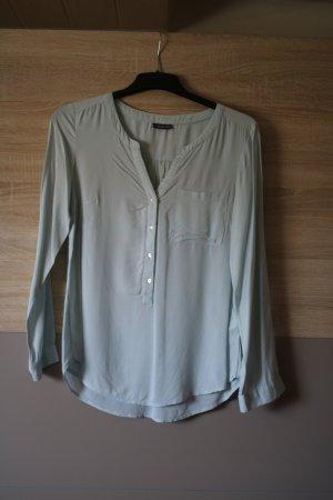 hellblaue Langarm-Bluse von StreetOne