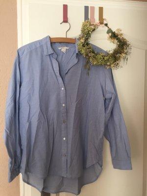 Hellblaue leichte Bluse von H&M