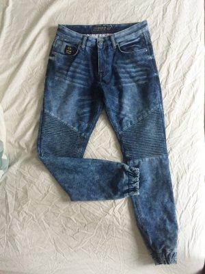 Hellblaue Mom Jeans / Baggyjeans plm denim
