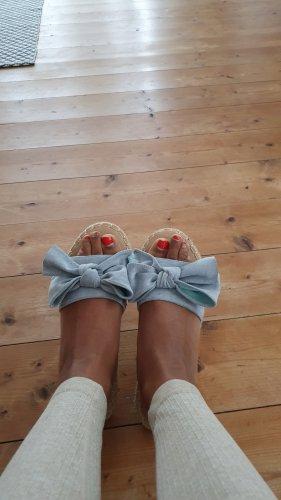 Bestelle Espadrille Sandals azure