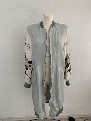 trf_outerwear Veste oversize bleu clair-bleu azur