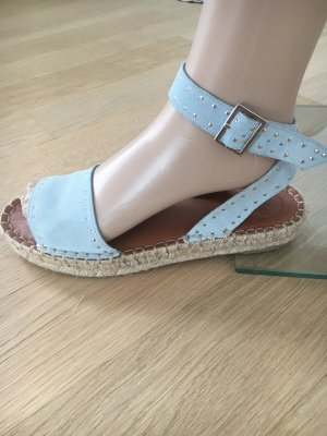 Alohas Strapped Sandals azure