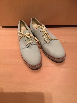 Sperry top-sider Sailing Shoes light blue-yellow