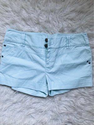 Hellblaue Shorts von Costes