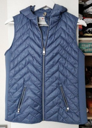 Street One Hooded Vest multicolored