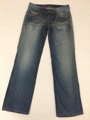 Tommy Hilfiger Jeans vita bassa blu