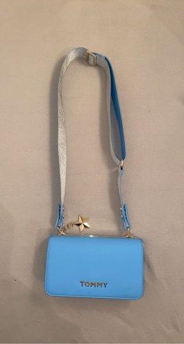 Hellblaue Tommy Hilfiger Tasche