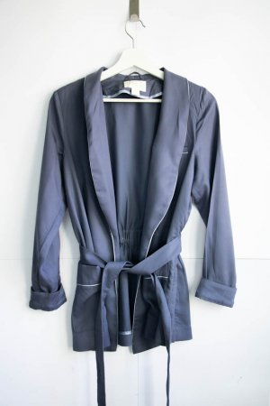 H&M Jersey Blazer azul celeste-azul aciano