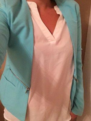 Ann Christine Jersey blazer veelkleurig