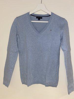 Hellblauer Pullover von Tommy Hilfiger