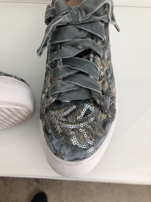 Alma en Pena Lace-Up Sneaker multicolored