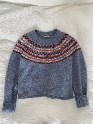 Pull & Bear Pull norvégien multicolore