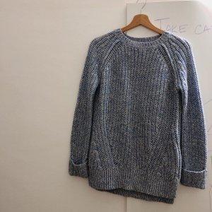 hellblauer Sweater TOPSHOP