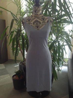 Express Sukienka koktajlowa błękitny Wiskoza