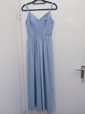 Hellblaues Brautjungfernkleid/Abendkleid