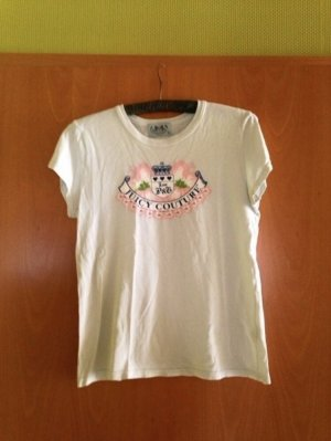 Hellblaues Juicy Couture Shirt
