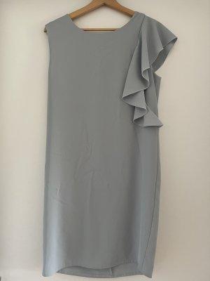 Kontatto Midi Dress azure polyester
