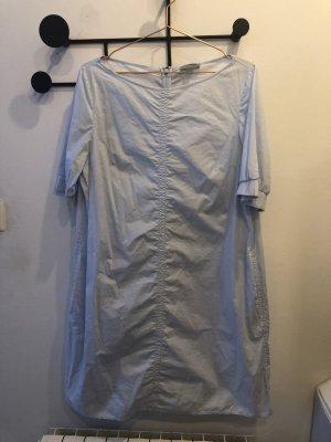 COS Summer Dress azure cotton