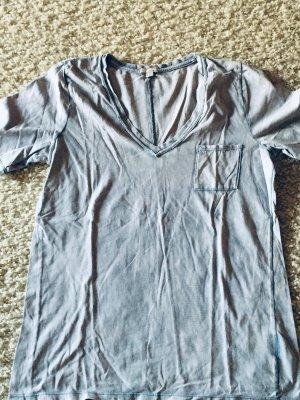 Hellblaues Shirt von Gap