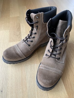 Catwalk Desert Boots light brown leather